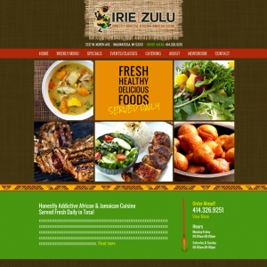 IrieZulu-WebDesign-Home